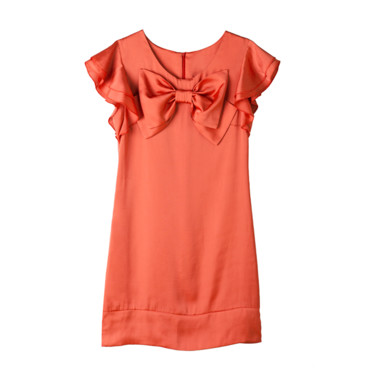 Robe corail Jus d'Orange 57,50e