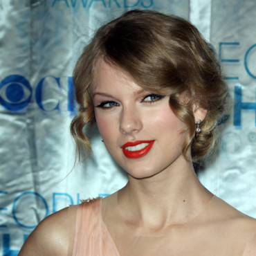 Taylor Swift aux People Choice Awards