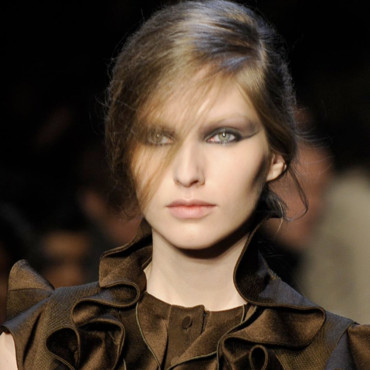 Maquillage Fashion Week Paris 2010 : Andrew GN