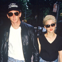 Photo : Sean Penn et Madonna, une rétro love story