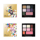 Palette heart full pink parallel et enchanted black parallel Shu Uemura à 76 euros