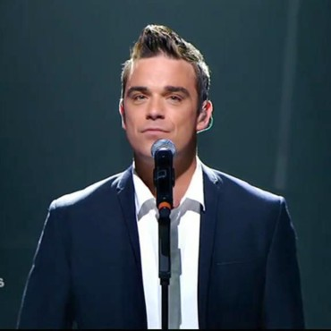 Le portrait de Robbie Williams