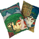 Coussin Mat&amp;Jewski Kamasutra