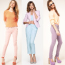 Shopping : le pantalon pastel