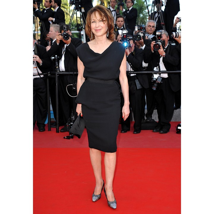 festival de cannes derni re mont e des marches pour une cl ture glamour nathalie baye sur le. Black Bedroom Furniture Sets. Home Design Ideas