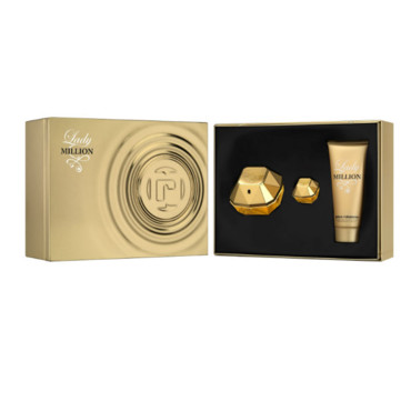 Coffret Lady Million, Paco Rabanne