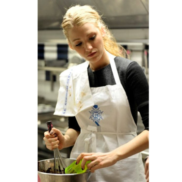 Blake Lively chef au Cordon Bleu
