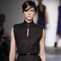 Victoria Beckham : un dfil classique et british pour la Fashion week