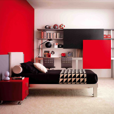 chambre ado 6 id es d co pour am nager une chambre de gar on astuces d co. Black Bedroom Furniture Sets. Home Design Ideas