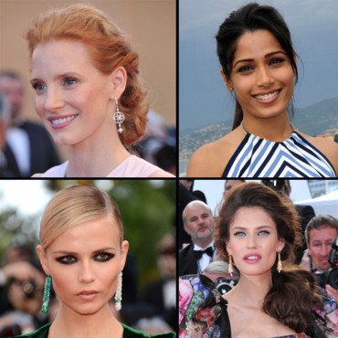 Les plus belles femmes de Cannes 2012