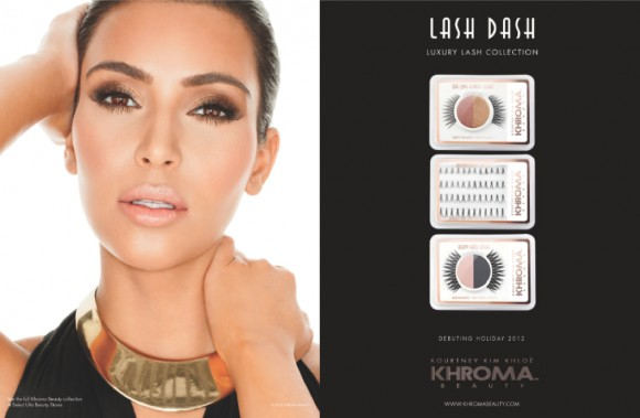 Collection Khroma Beauty, sœurs kardashian