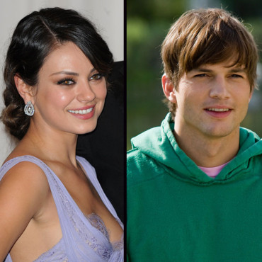 montage ashton Kutcher et Mila kunis