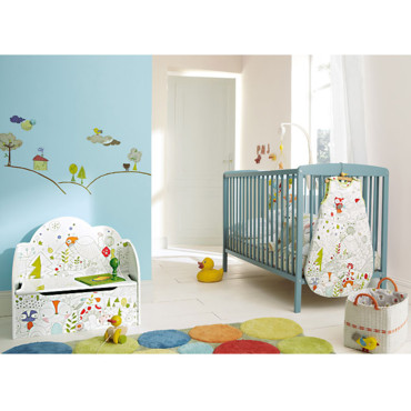 Awesome Ambiance Chambre Enfant Pictures - Home Decorating Ideas ...