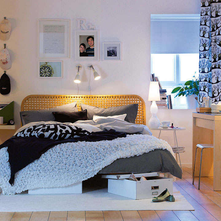 d couvrez les nouveaut s ikea 2011 en avant premi re chambre redalen ikea d co. Black Bedroom Furniture Sets. Home Design Ideas