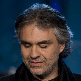 people: Andrea Bocelli