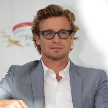 Simon Baker : Il porte trs bien les lunettes de vue