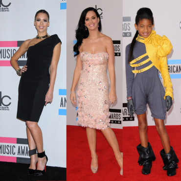 AMA Katy Perry Willow Smith Jessica Alba
