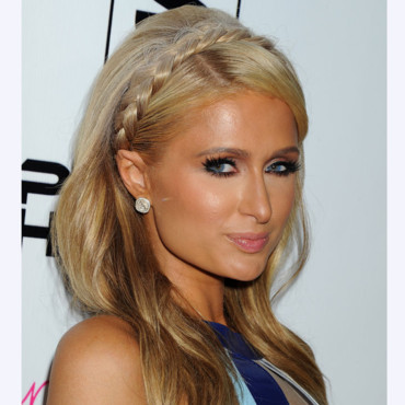 Paris Hilton à West Hollywood, Los Angeles le 10 Juillet 2014.
