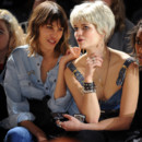Alexa Chung à la Fashion Week de New York