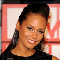 Photo : le sourire d'Alicia Keys