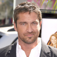 Photo : le regard de Gerard Butler