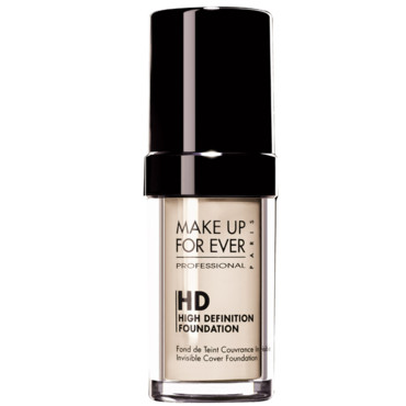 Make up For Ever : Fond de teint HD pour un teint parfait