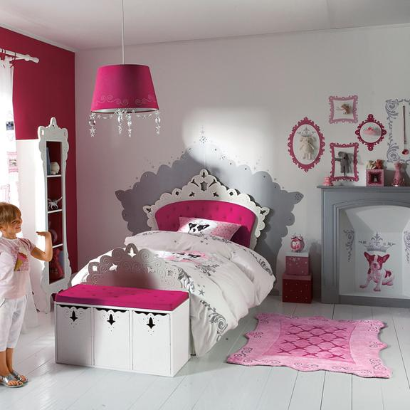 la d co de val rie damidot pour vertbaudet la chambre fille vertbaudet par val rie damidot. Black Bedroom Furniture Sets. Home Design Ideas
