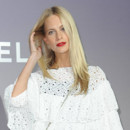Poppy Delevingne chez Chanel Fashion Week mars 2012