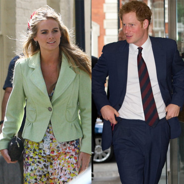 Couple 2013 : Prince Harry et Cressida Bonas
