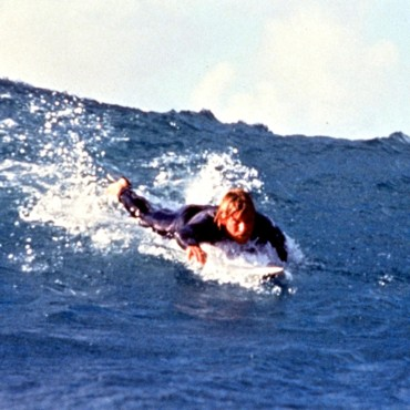 Patrick Swayze dans Point Break