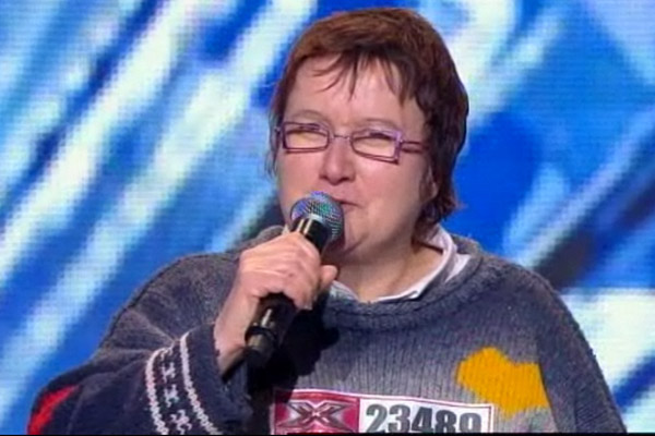 X factor Marie-Pierre