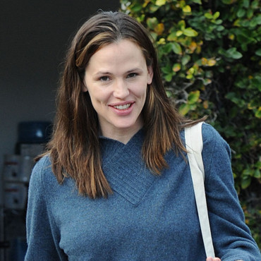 Jennifer Garner sans maquillage à Los Angeles