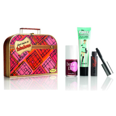 Coffret Fast Train to Fabulous, Benefit