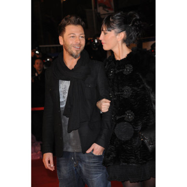 Christophe Mae couple NRJ Music Awards 2012