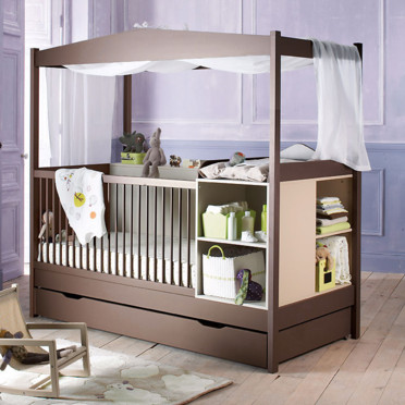 une chambre qui grandit avec l 39 enfant. Black Bedroom Furniture Sets. Home Design Ideas