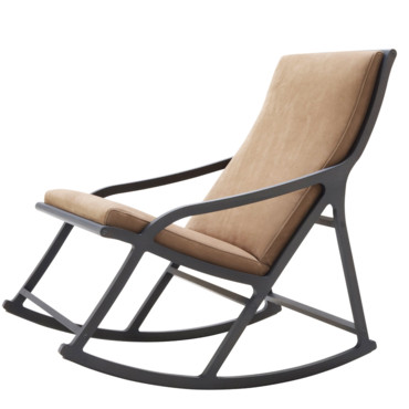 Rocking-chair Dérive 2 Ligne-Roset