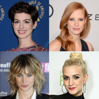 Anne Hathaway, Jessica Chastain... le best of beaut de la semaine