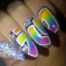 Jennifer Lopez et son nail art