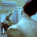 Christian Bale dans The Machinist