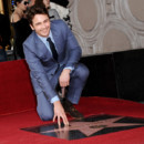James Franco a inaugur son toile