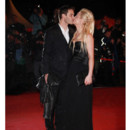 Elodie Gossuin en couple bisous NRJ Music Awards 2012