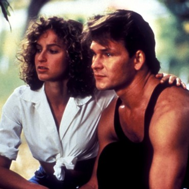 Patrick Swayze et Jennifer Grey, couple culte de Dity Dancing