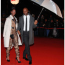 Harry Roselmack en couple bisous NRJ Music Awards 2012