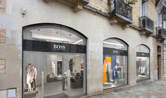 Boutique Hugo Boss à Dijon