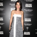 Look du jour : Cobie Smulders (How I Met Your Mother ), graphique chic à New York