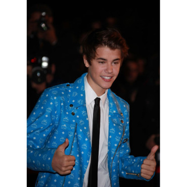 Justin Bieber NRJ Music Awards 2012