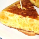 Omelette fromage