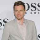 Ewan McGregor au show Hugo Boss de la Mercedes Benz Fashion Week à Berlin en 2010