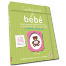 "Le journal de bord de bébé ""Monkarnet de bébé"""