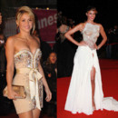 Shakira et Shy'm NRJ Music Awards 2012